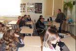 29.aprīlis. Viesu diena, R. Cibuļska stāstījums par ekspedīciju uz Krimu