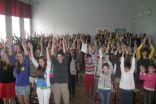 Akcijas noslēguma pasākums skolas skolotājiem un skolēniem