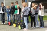 7.klases iesaistīšanās aktivitātēs, kas popularizē atkritumu šķirošanu