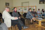 Skolas direktore Irēna Ābeltiņa novērtē skolas ieguvumu audzināšanas darba plāna izstrādē un īstenošanā.
