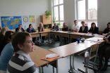Izvērtējuma seminārs Rīgas Kultūru vidusskolā notika 6.maijā