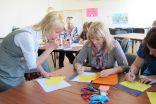 Inga dalās ar savu pieredzi attīstības izglītības tēmās ar citu Kuldīgas skolu skolotājiem