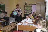 Padures skolā ar 5.klasi strādā Vigra Leismane, aicinot katram būt saudzīgam pret pasauli