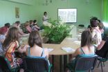 Prezentācija par projektā paveikto Ingrīdas Vaisjunes sniegumā izvērtējuma seminaŗā Misā 7.jūnijā