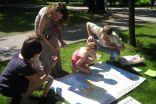 Ilze Saleniece Ģimenes svētku dalībniekiem piedavā pētīt globālā saites